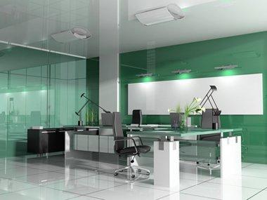 Modern interior of office top clean empresa de - Empresas de limpieza en mallorca ...