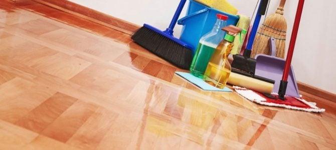 Consejos TOP CLEAN para la limpieza y mantenimiento de tarimas y parqués