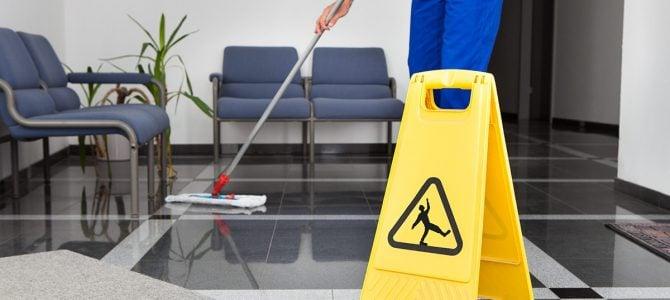 Claves para la limpieza de oficinas